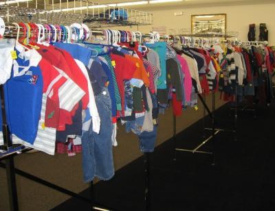 Present Continuous (Clothes)
